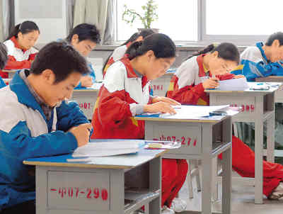 different education between u s and china But it would so different in us,  i do think that my math teacher made smarter then the students in us, but china's education system also made me feel scared.