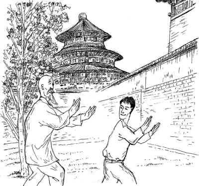 颐和园地图游览简笔画要步骤