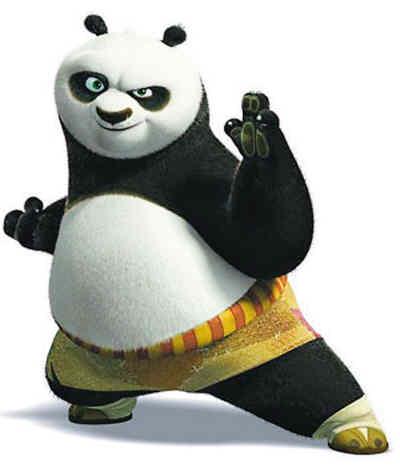 热点评论:《功夫熊猫》,熊猫外衣下的牛仔
