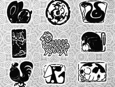 生肖吉祥动物画