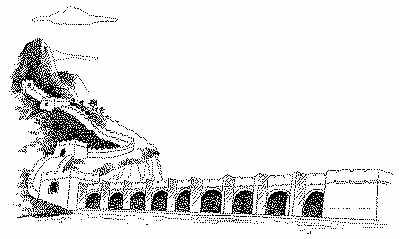 桥的简笔画-人民日报海外版-人民网