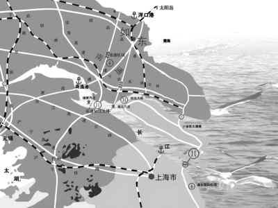 如东乡镇地图高清版