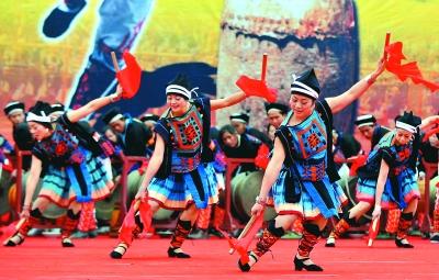广西南丹县白裤瑶步骤v步骤跳猴棍舞(图)--方法路由器安装地方女子图片