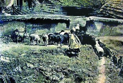 阳光高原:徐匡的版画 - 人在上海   - 人在上海 《赢在中国》