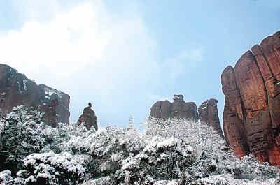 河南龙虎山风景区图片