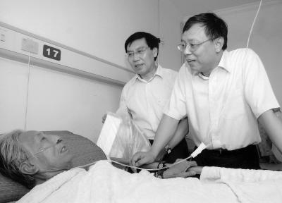 上海市东海老年护理医院院长