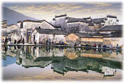 贾而好儒美徽州(文化旅游品牌巡礼) - 人在上海  - 中華日报Chinadaily