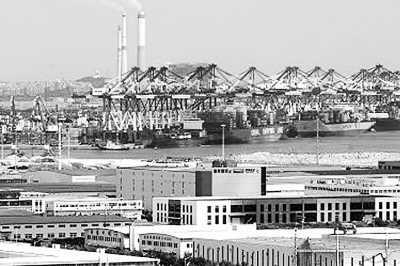 青岛保税港区