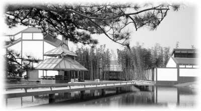 苏州博物馆外景