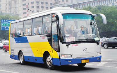 定制公交,也称商务班车图片
