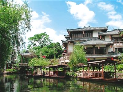 兴安成为美丽中国示范县(美丽中国) - 人在上海    - 中華日报Chinadaily