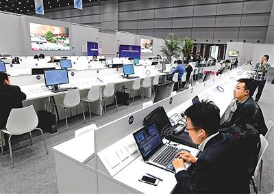 上海进入亚信时刻 - 人在上海    - 中国新闻画报