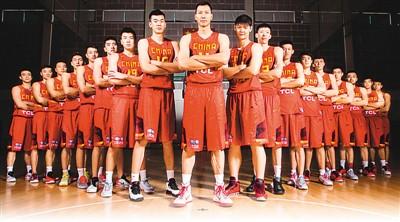 中国男篮能否重登亚洲之巅?