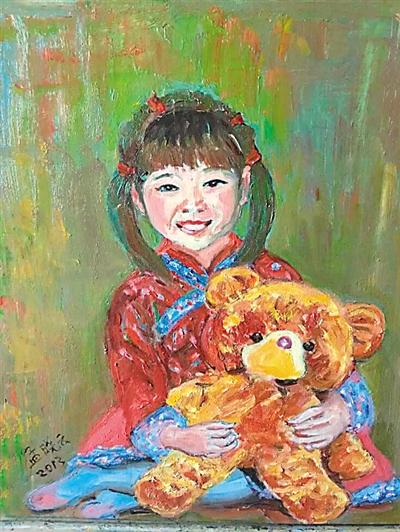 北京海外房产展_从记者到画家 人民日报高级记者孟晓云的跨界之旅--传媒--人民网