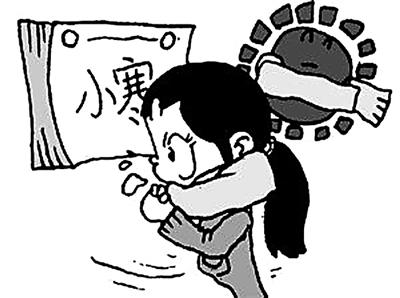 (转引)又到小寒时节 - 山水嘉禾 - 山水嘉禾的博客