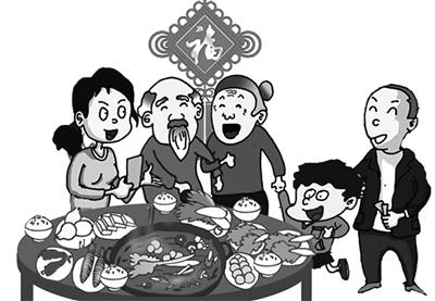 大寒:迎新年 盼新春(节气·民俗) - 书生一介 - 书生一介