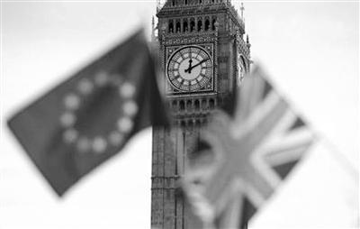 """英国脱欧,侨胞""""无奈+担忧"""""""