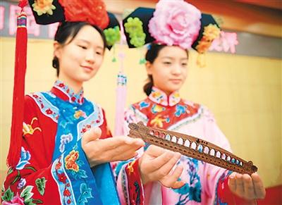 """文化创意接地气 北京""""公园礼物""""带回家"""