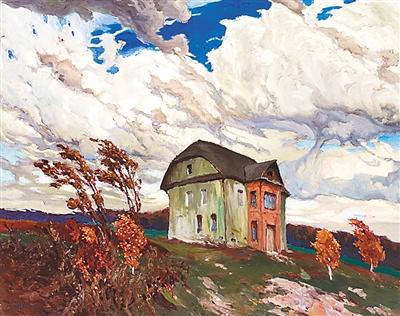 透过风景看立陶宛艺术