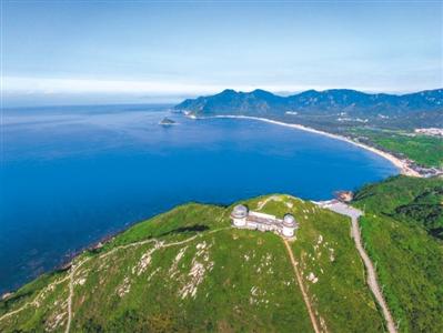 深圳:留住世界级珊瑚保留地