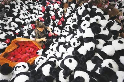 圣诞订单拉动玩具出口 国内节日市场需求量也持续攀高