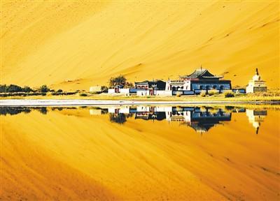 探寻浩瀚沙海的奥秘 科学揭开沙漠面纱
