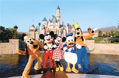 香港迪士尼启动扩建放大招