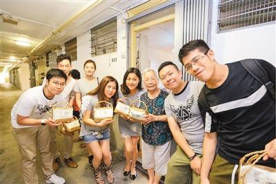 香港:公益故事满街巷