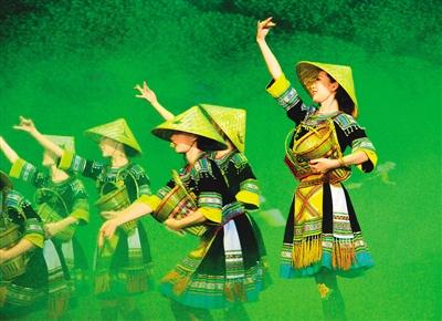 两岸瑶族同胞欢度盘王节