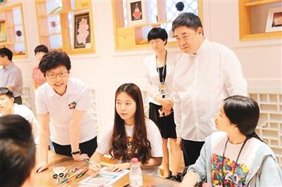 """香港围绕青年打造""""人才枢纽"""""""