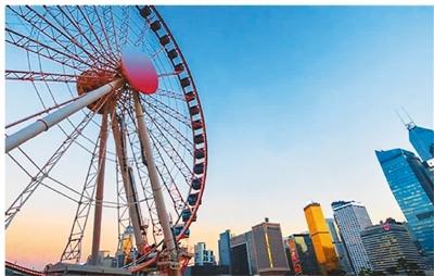 香港旅游业重拾增长动力