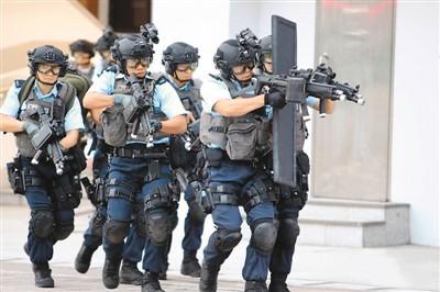 香港犯罪案件创42年来新低