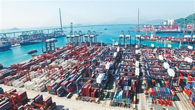 香港出口增幅创6年新高