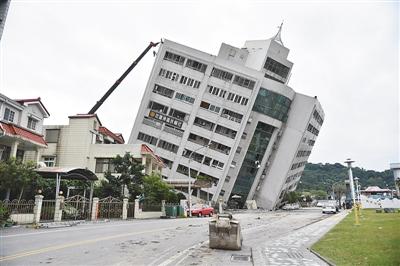 台湾强震造成重大灾损大陆各界送去温暖梦见爬悬崖