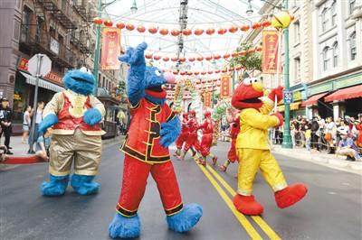 海外华人这样过春节(侨界关注)