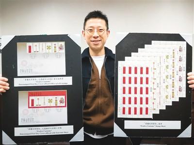 香港邮政将发行特别邮票展示传统习俗