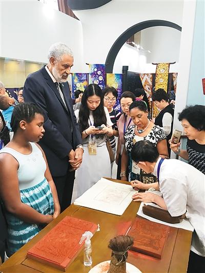 外国使节在京过端午(事件新闻)
