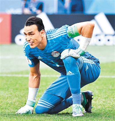 埃及门将成世界杯登场最年长球员