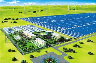 能源互联网:汇聚中国奋进的磅礴动力
