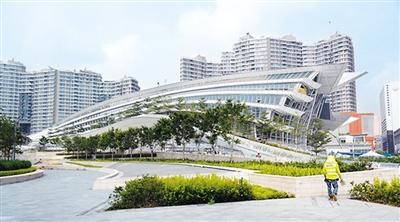 """香港旅游摩拳擦掌""""玩高铁"""""""