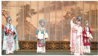 两岸名家珠联璧合唱京戏