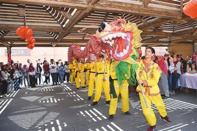 中国文化走进埃及博物馆