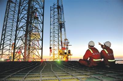渤海油气资源勘探获