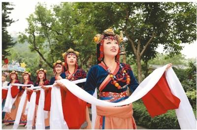 香港海洋公园举办四川保护周
