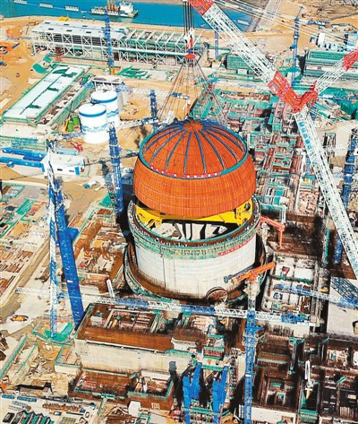 中国核电40年:低头有勇气 抬头靠实力