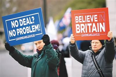 英国会无协议脱欧吗?