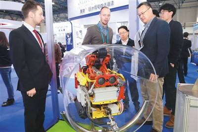 国际核电工业展览在京开幕