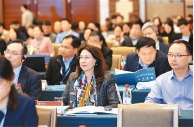 全球治理,中国是行动派!