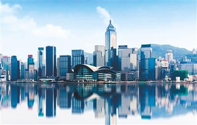 """香港绿色金融发展按下""""快进键"""""""