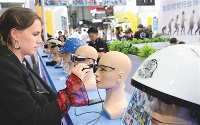 第五屆亞洲消費電子展在上海開幕 多技術成果集中展示